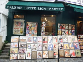 Mont Martre in 15photos