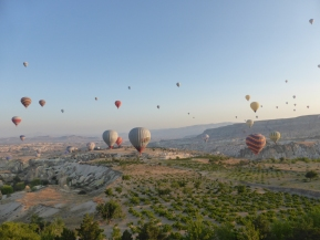 Hot Air Ballooning inCappadocia