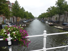 Returning to Leiden after 5 months